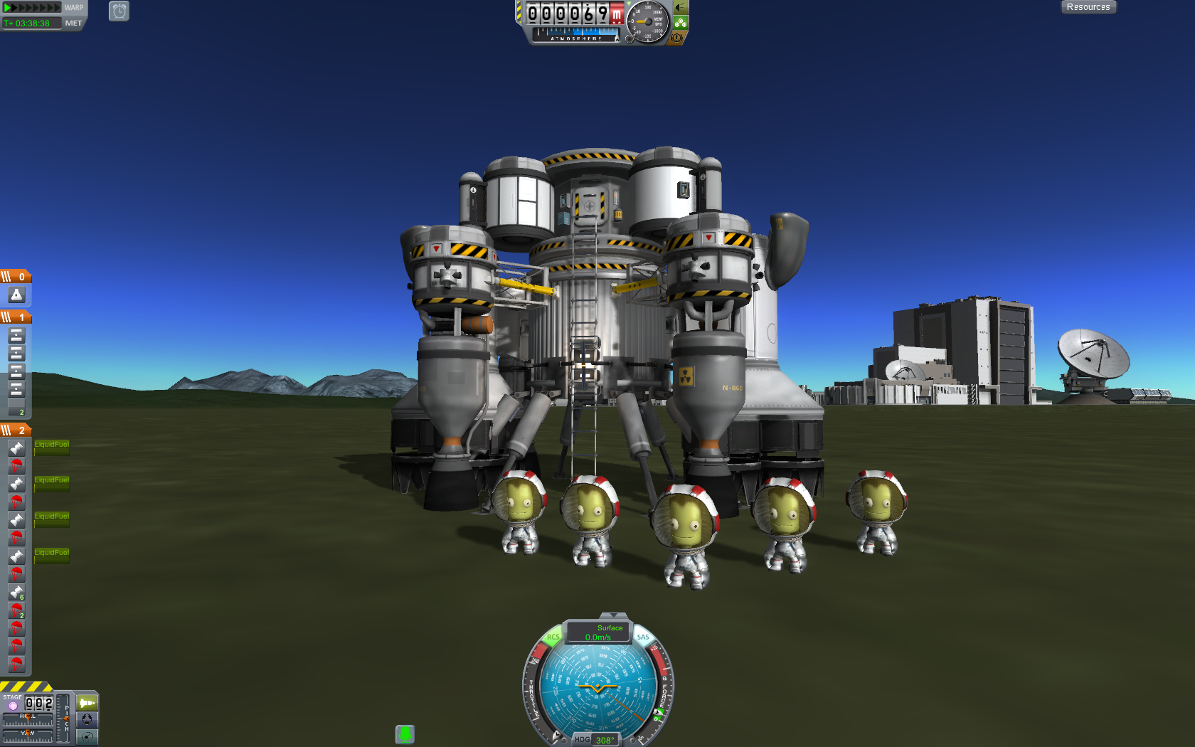 kerbal space program nuclear engine - photo #42
